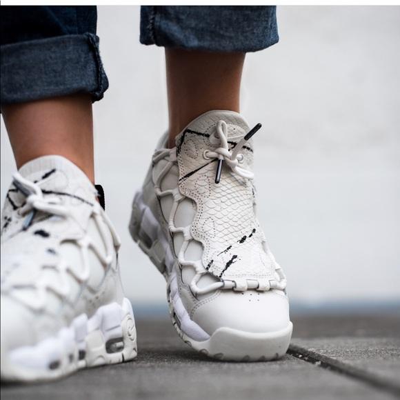 Nike air more money phantom sneakers NWT
